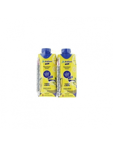 Bioral Suero Plus 2x330ml Limón