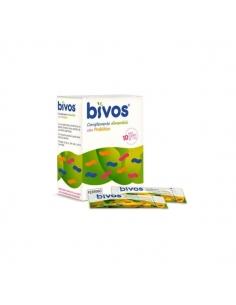 Bivos Probiotico 10 Mini Sobres 1.5gr