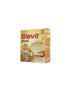 Blevit Plus 8 Cereales con Miel 1 Kg