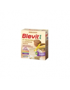 Blevit Plus 8 Cereales, Miel y Galletas 600gr