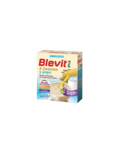 Blevit Plus Duplo 8 Cereales y Yogur 600gr