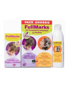 Fullmarks Kit Champú 150ml + Locion 100ml