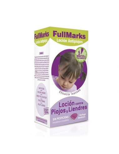 Fullmarks Loción Antiparasitos 100ml