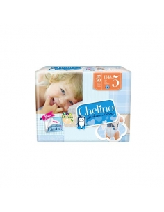 Chelino Pañal Fashion Love T5 13-18 Kg 30uds