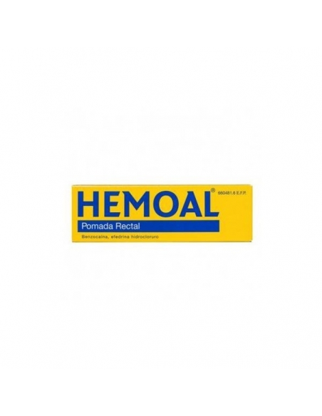 Hemoal Pomada Hemorroides 50gr