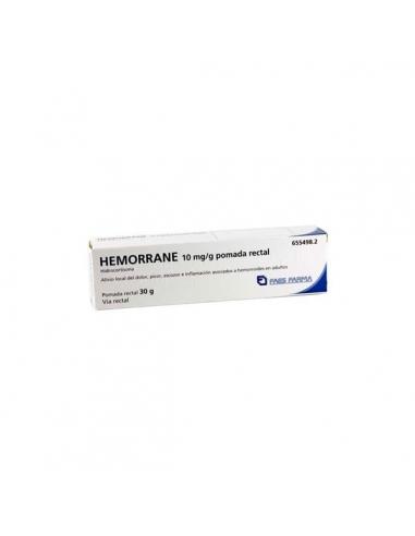 Hemorrane Pomada 30gr
