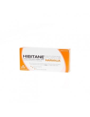 Hibitane Forte 20 Comprimidos Naranja