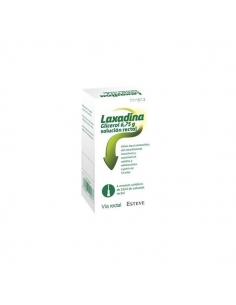Laxadina 4 Enemas 7.5ml