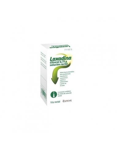 Laxadina 4 Enemas 7.5ml
