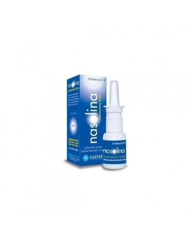 Nasolina 0.05% Solución Pulverizadora Nasal 20ml