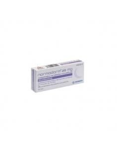 Normon Normodorm Comprimidos Recubiertos 25mg 14uds