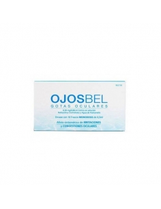 Ojosbel Gotas Ocular Monodosis 10x0.5ml