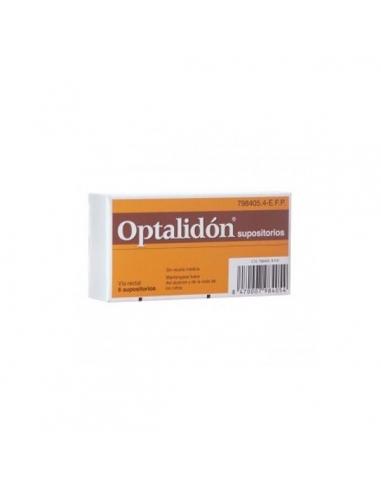 Optalidon AD Supositorios 6uds
