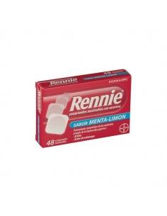 Rennie Con Sacarosa Comprimidos Masticables 48uds