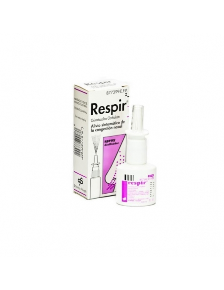 Respir 0.05% Spray Nasal Dosificador 20ml