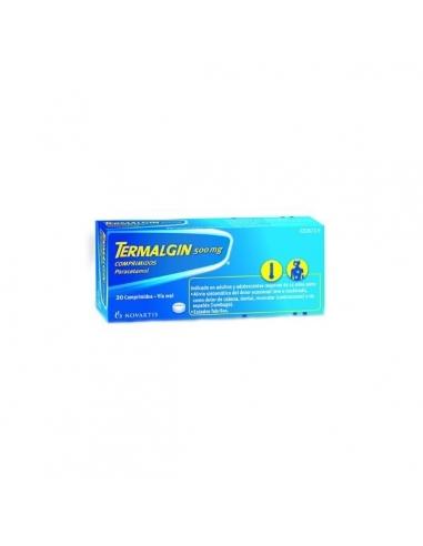 Termalgin Comprimidos 20x500mg