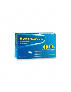Termalgin Comprimidos 20x650mg