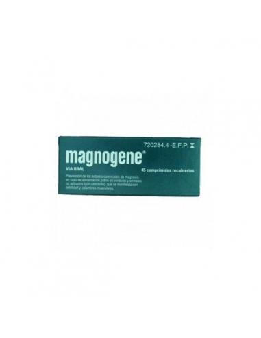 Magnogene Comprimidos Recubiertos 45uds Efp