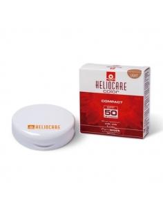 Heliocare Compacto Color Light SPF50 10gr