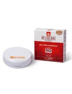 Heliocare Compacto Oil Free Color Light SPF50 10gr
