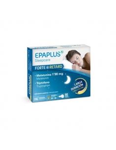 Epaplus Forte Retard Melatonina 1.98mg + Triptófano 60 Comprimidos