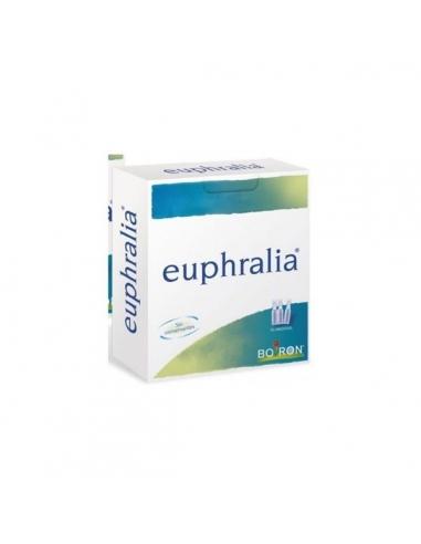 Euphralia Limpiador Ocular 10 Monodosis