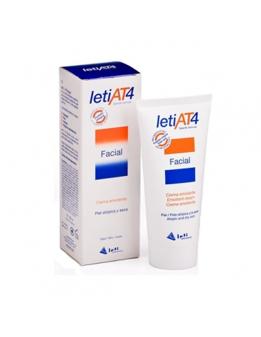 Leti At 4 Crema Facial 100ml