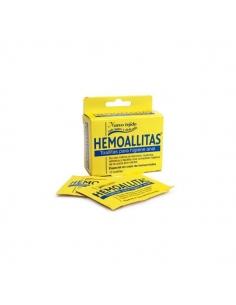 Hemoallitas 10 Toallitas Sobre