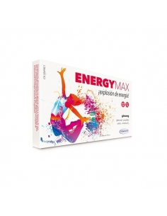 Homeosor Energy Max Viales 20x10ml