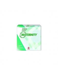 Indasec Compresa Tocologica Celulosa Maternity 25uds