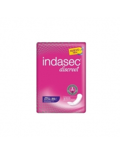 Indasec Pañal Incontinencia Microplus 70ml 16uds