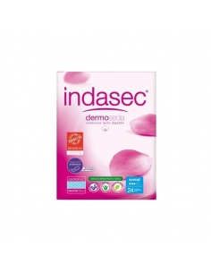 Indasec Pañal Incontinencia Normal 150ml 24uds