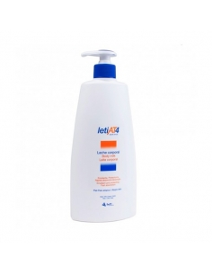 Leti At 4 Leche Corporal Dosificador 500ml