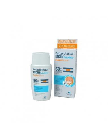 ISDIN Fotoprotector SPF50+ Pediatrico Fusion Water 50ml