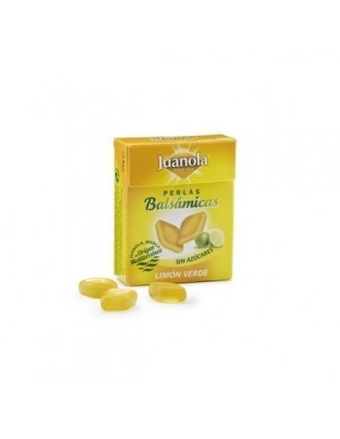 Juanola Perlas Limon Sin Azucar 25gr