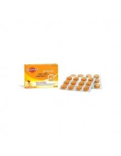 Juanola Propolis Miel Altea Vitamina C Pastillas 24uds