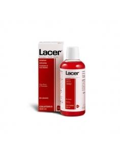 Lacer Colutorio Fluor Sin Alcohol 500ml