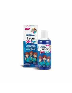 Lacer Colutorio Precepillado Junior 500 ml