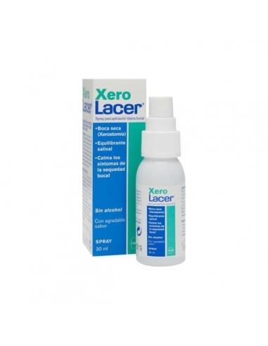 Lacer Xero Boca Seca Spray 30ml