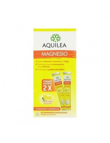 Aquilea Magnesio 28 Comprimidos Efervescente