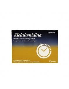 Melatomidina Pasiflo Gaba Comprimidos 30x1.85mg