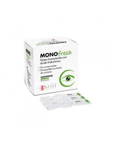 Monofresh Gotas Humectantes Monodosis 30x0.4ml
