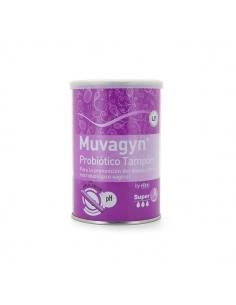Muvagyn Probiotico Tampón Aplicación Super 9uds