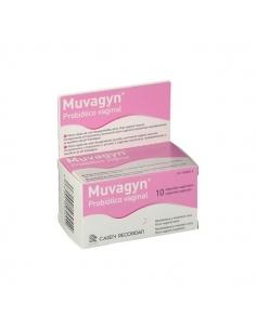 Muvagyn Probiotico Vaginal Cápsulas 10uds