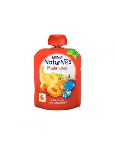 Nestle Naturnes Multifruta Bolsa 90gr