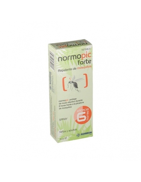 Normon Normopic Forte Repelente Spray 75ml