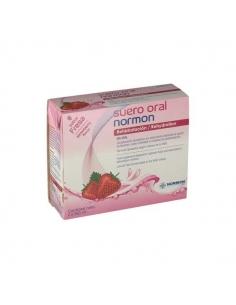 Normon Suero Oral Fresa Brik 2x250ml