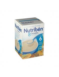 Nutriben 8 Cereales 600gr