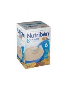 Nutriben 8 Cereales Galletas Maria 600gr