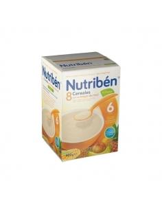 Nutriben 8 Cereales Miel 4 Frutas 600gr